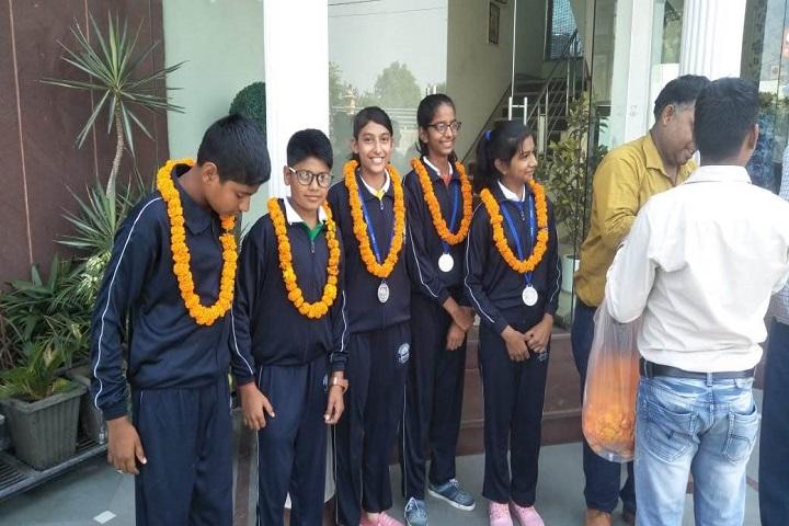 New State Academy-Sports winners