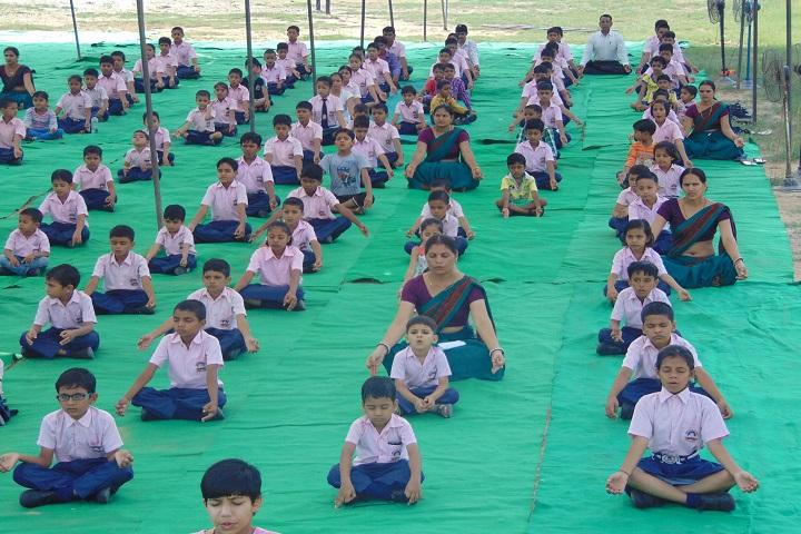 New State Academy-Yoga