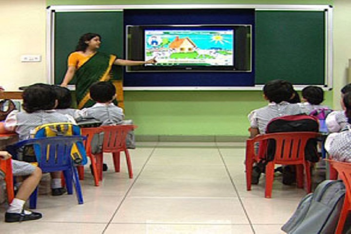 Noble International School-Smart Classroom