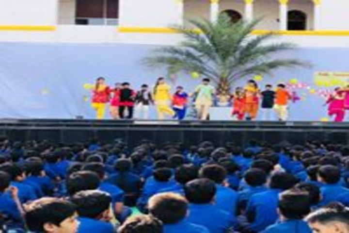 Noble International School-Annual Day