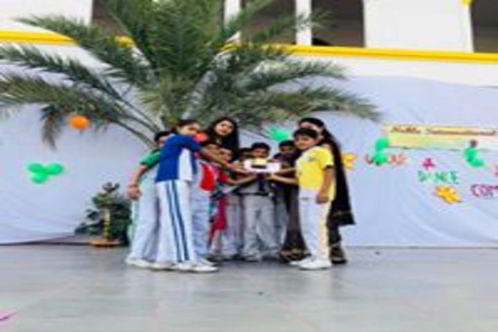 Noble International School-Prize Distribution