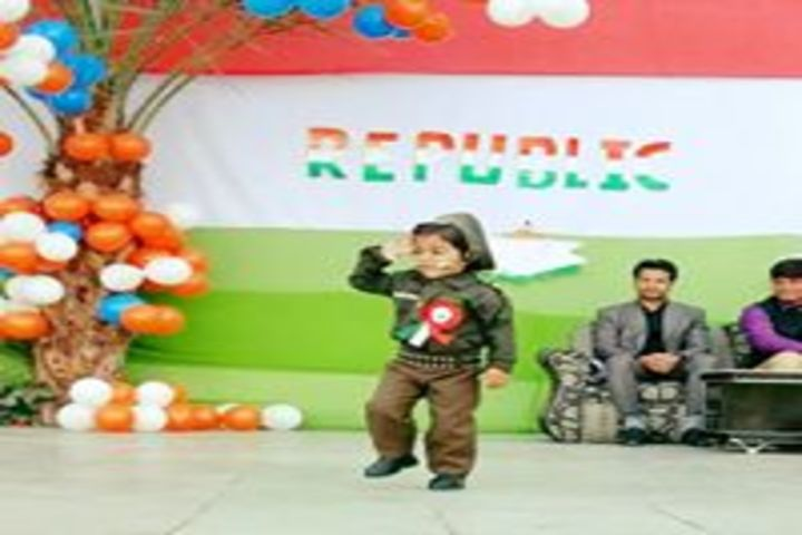 Noble International School-Republic Day