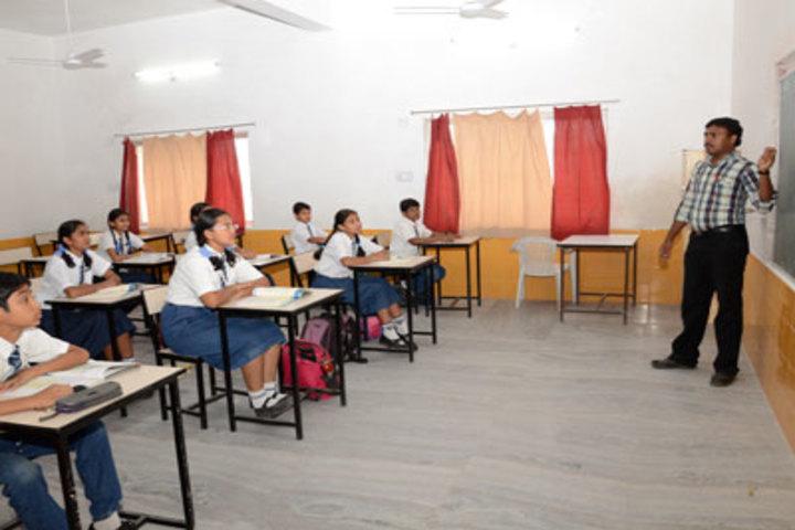 Orange County School-Classroom