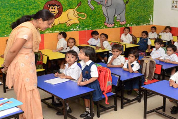 Orange County School-Primary classroom