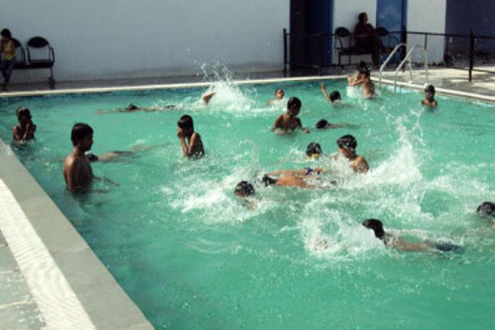 Orange County School-Swimming pool