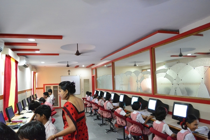 Our Lady Of Pillar Convent School-Computer Lab