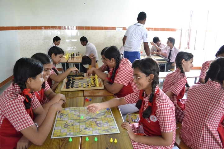 Our Lady Of Pillar Convent School-Indoor Games