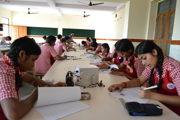 Our Lady Of Pillar Convent School-Physics Lab