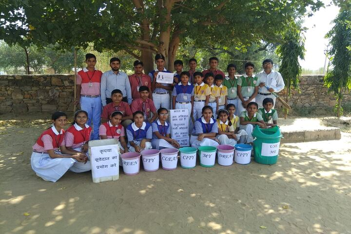 Oxford International School-Awareness Program