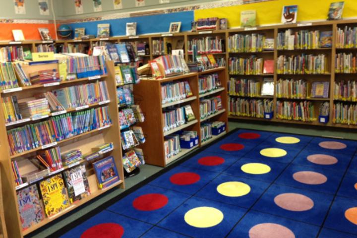 Oxford Public Secondary School-Library