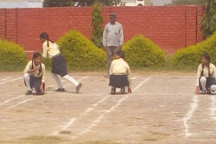 Oxford Public Secondary School-Sports