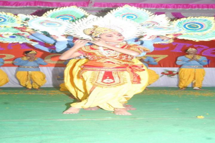 Padma Binani Public School-Annual Day