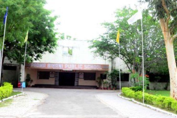 Padma Binani Public School-Campus