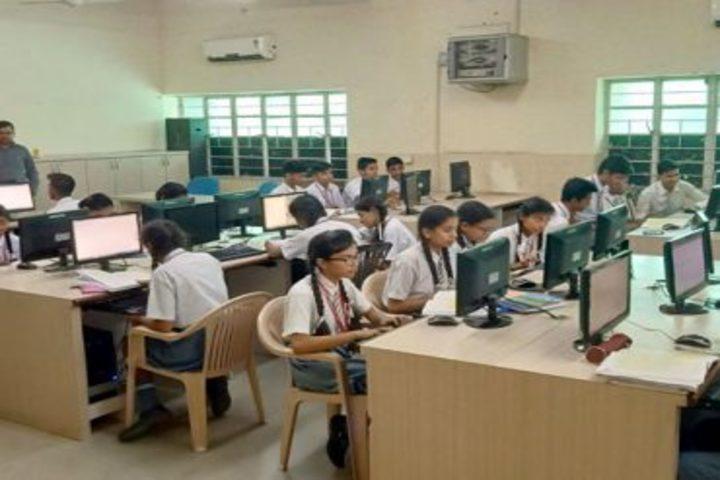 Padma Binani Public School-Computer lab