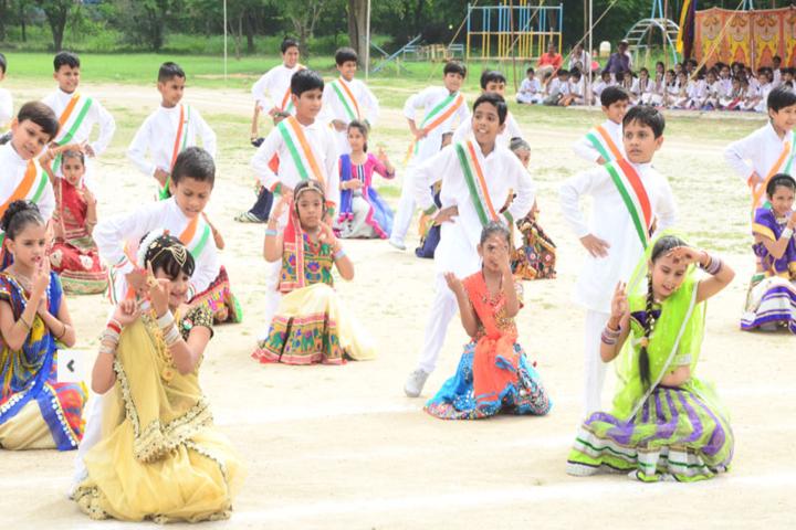 Padma Binani Public School-Independence Day