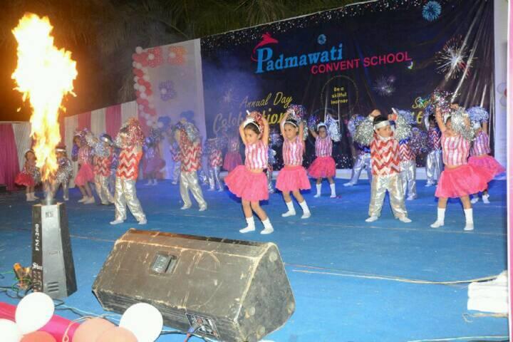 Padmawati Convent School-Annual Day