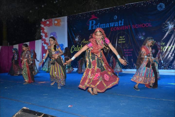 Padmawati Convent School-Dance
