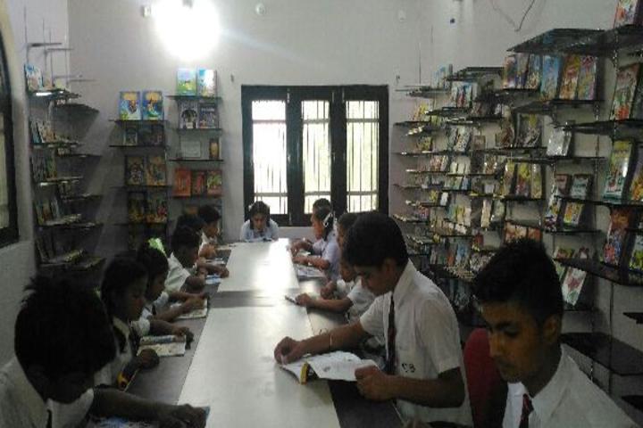 Padmawati Convent School-Library