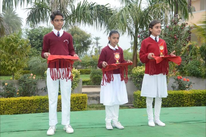 Padmawati Convent School-Prize Distribution