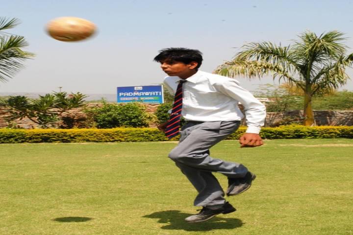 Padmawati Convent School-Sports