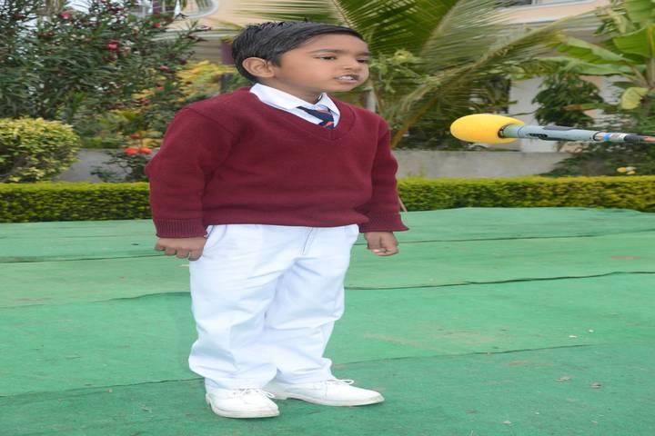 Padmawati Convent School-Story Telling