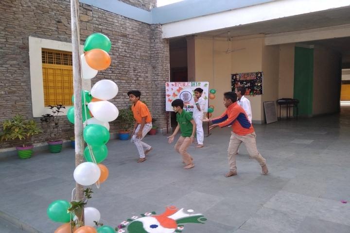 Pallavan Uchatar Prathmik Vidyalaya-Republic Day