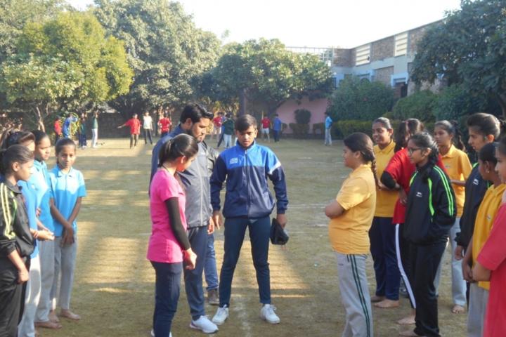 Pallavan Uchatar Prathmik Vidyalaya-Sports Meet