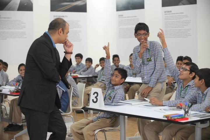 Paramlakshya World School-Quiz