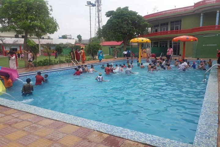 Paramlakshya World School-Swimming Pool