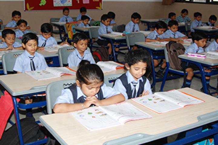 Patni Public School-Classroom
