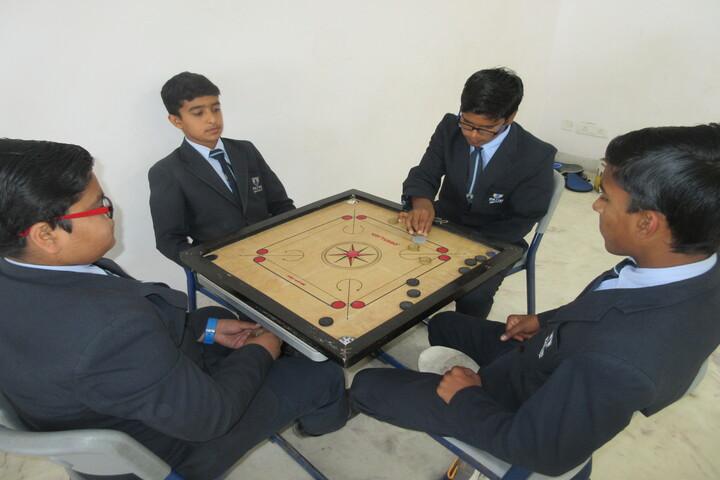 Patni Public School-Indoor Games