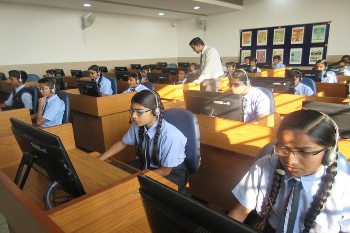 Patni Public School-Language Lab