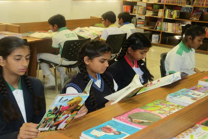 Patni Public School-Library