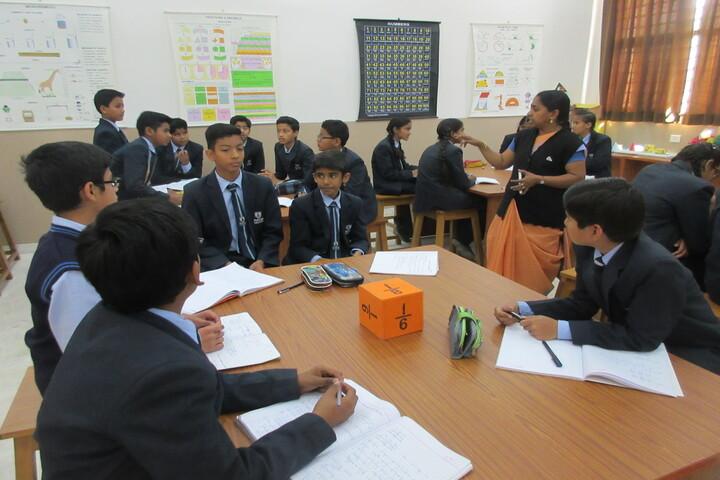 Patni Public School-Maths Lab