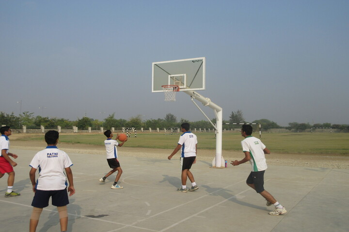 Patni Public School-Sports