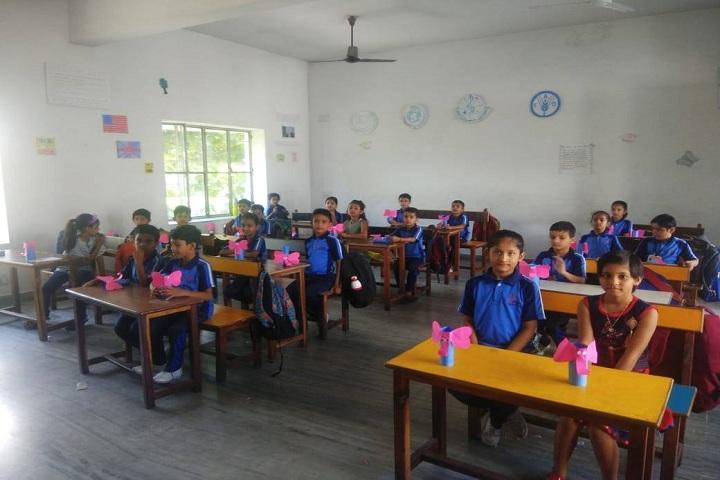 Pioneer Public School-Classroom