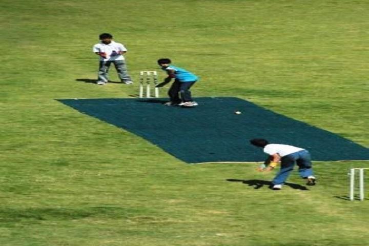 Pioneer Public School-Cricket Play Ground