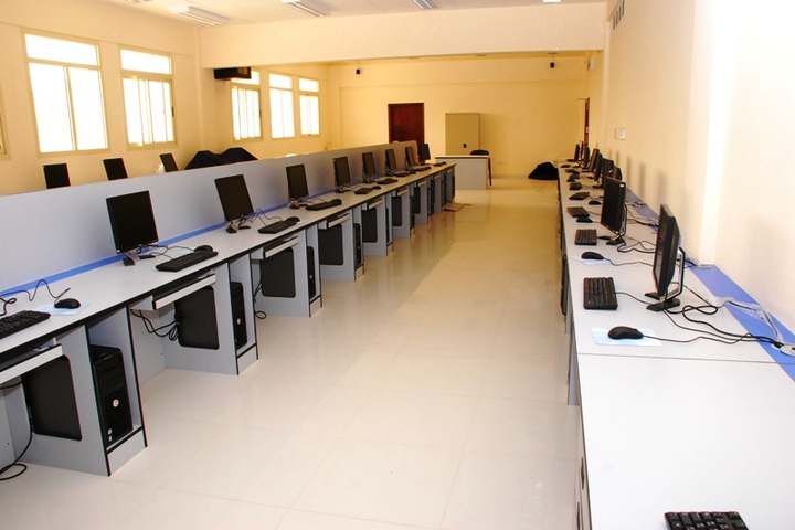 Pooja International Academy-Computer Lab