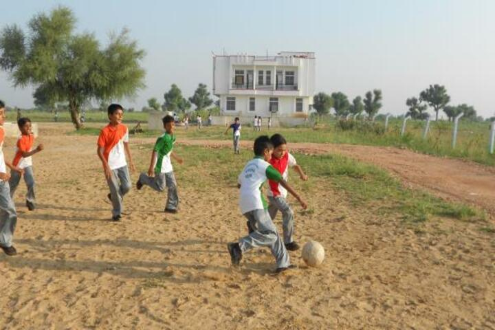 Pooja International Academy-Sports