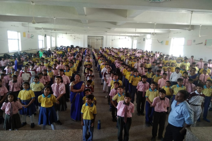 Prince International School-Assembly