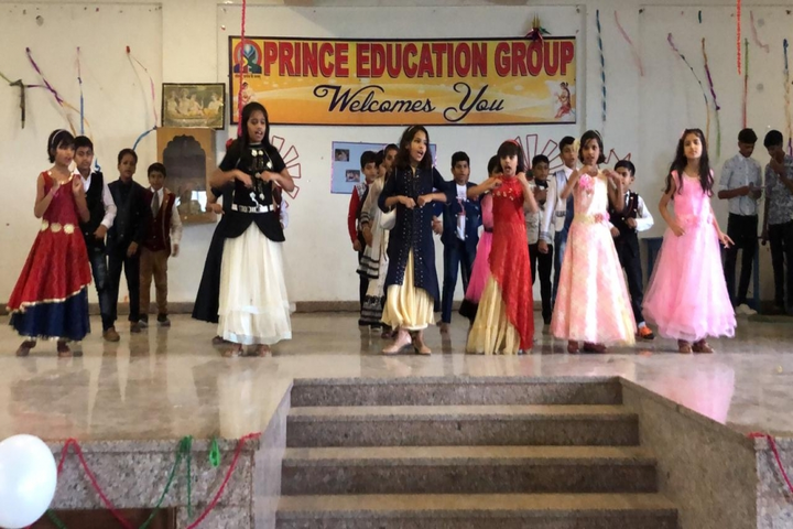 Prince International School-Dance