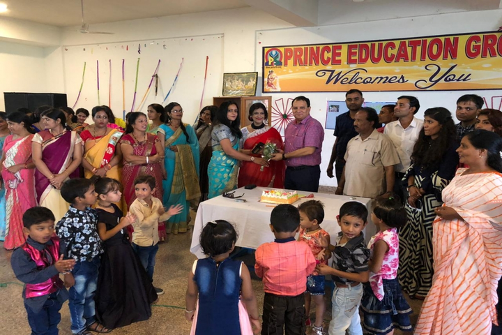 Prince International School-Event