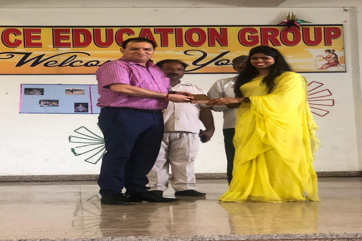 Prince International School-Prize Distribution