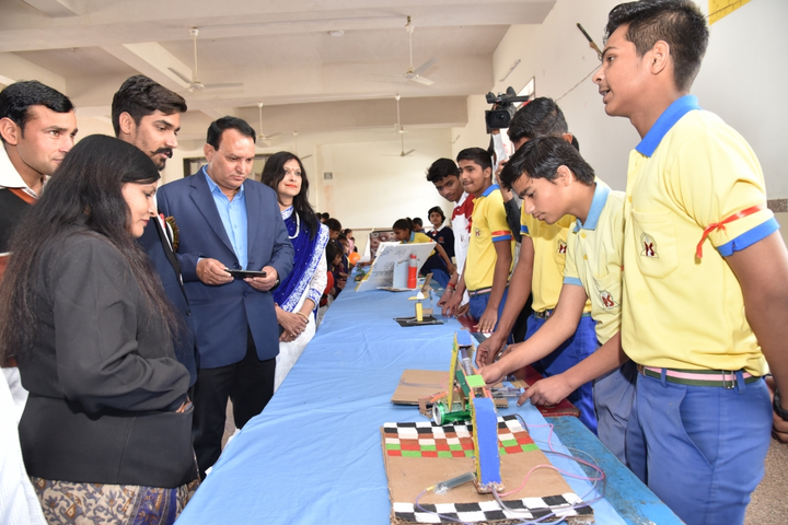 Prince International School-School Exhibition