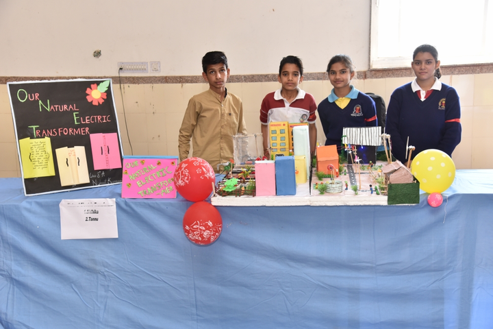 Prince International School-Science Exhibition