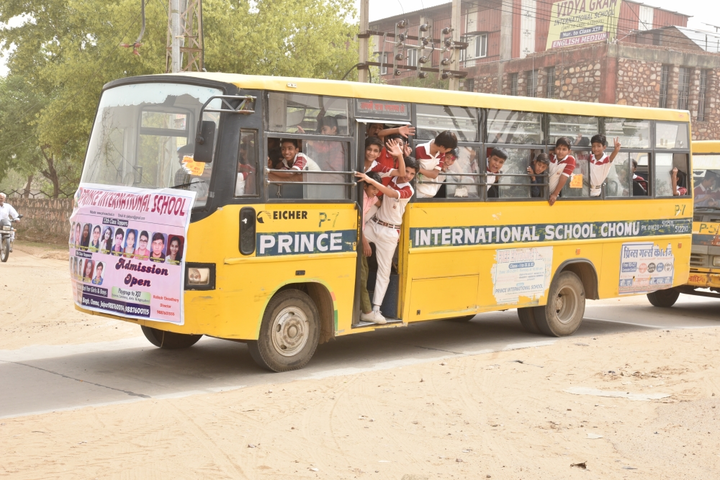 Prince International School-Transport