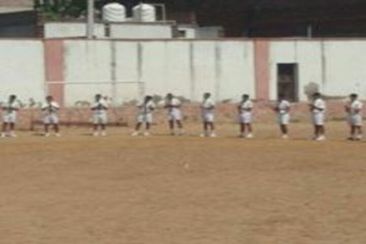 Pt Uma Dutt Public School-Play Ground