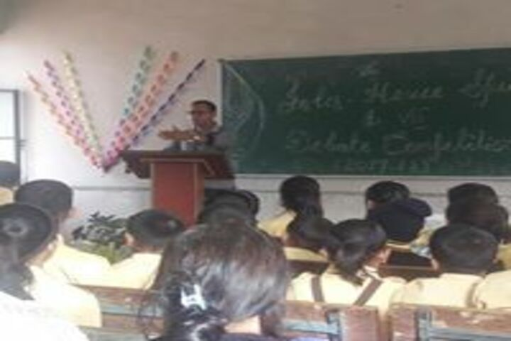 Pt Uma Dutt Public School-Seminar