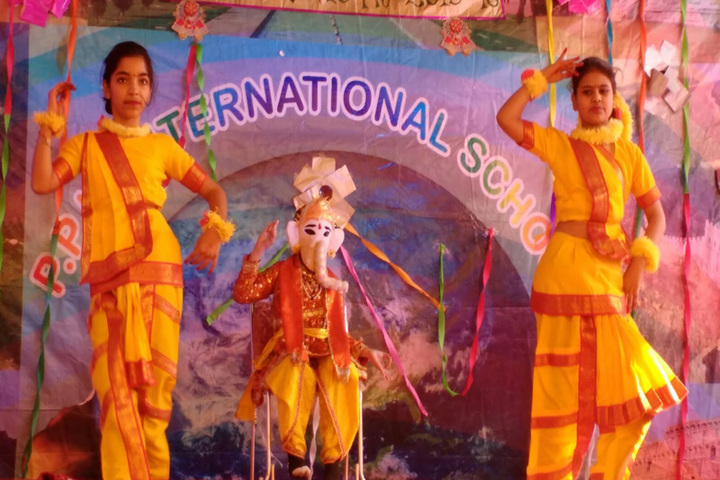 Pt Parsadi Lal International School-Annual Day