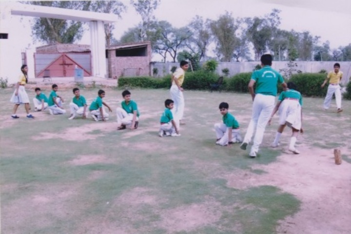 Pt Parsadi Lal International School-Sports